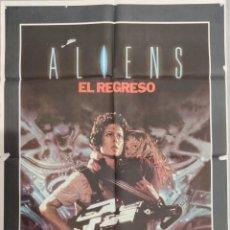 Cine: ALIENS, EL REGRESO (1986). Lote 205833111