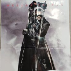 Cine: BLADE II (2002) POSTER 96 X 68. Lote 205834810