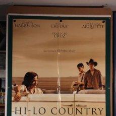 Cine: HI-LO COUNTRY STEPHEN FREARS 1998. Lote 206226328