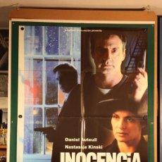 Cine: INOCENCIA ROBADA CHRIS MENGES 1997. Lote 206226361