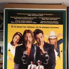 Cine: SALVAJEMENTE TIERNOS MARK ILLSLEY 1999. Lote 206226362