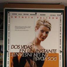 Cine: DOS VIDAS EN UN INSTANTE PETER HOWITT 1998. Lote 206226372