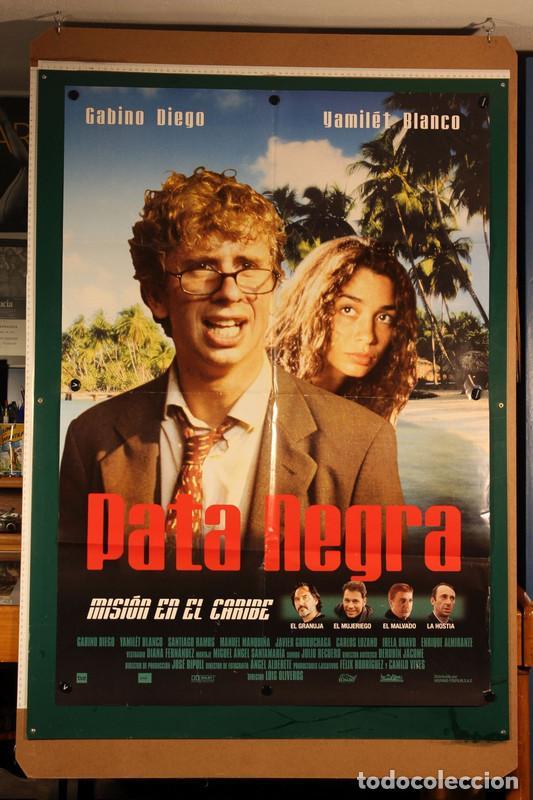 PATA NEGRA LUIS OLIVEROS 2000 (Cine - Posters y Carteles - Acción)