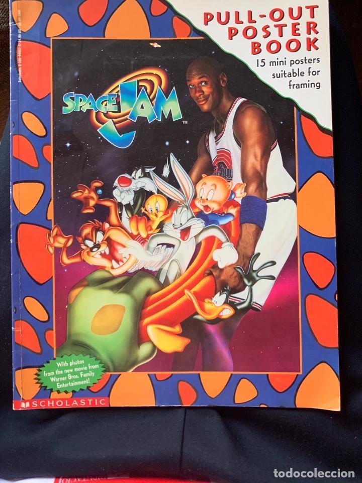 LIBRO POSTERS SPACE JAM (Cine - Posters y Carteles - Acción)