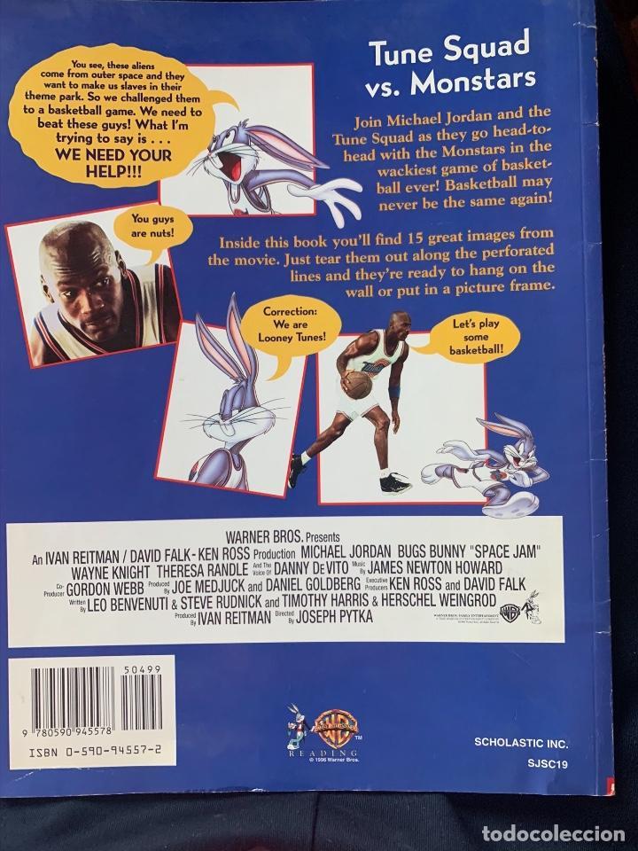 Cine: Libro posters SPACE JAM - Foto 2 - 206313563