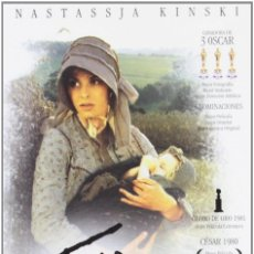 Cine: TESS ( ROMAN POLANSKI ) - DVD NUEVO Y PRECINTADO. Lote 206765441
