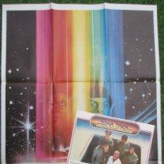 Cine: CARTEL CINE + 12 FOTOCROMOS STAR TREK LA PELICULA 1980 CCF41. Lote 206975616