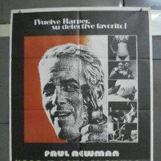 Cine: CDO 2796 CON EL AGUA AL CUELLO PAUL NEWMAN JOANNE WOODWARD MACDONALD POSTER ORIGINAL 70X100 ESTRENO. Lote 207125190