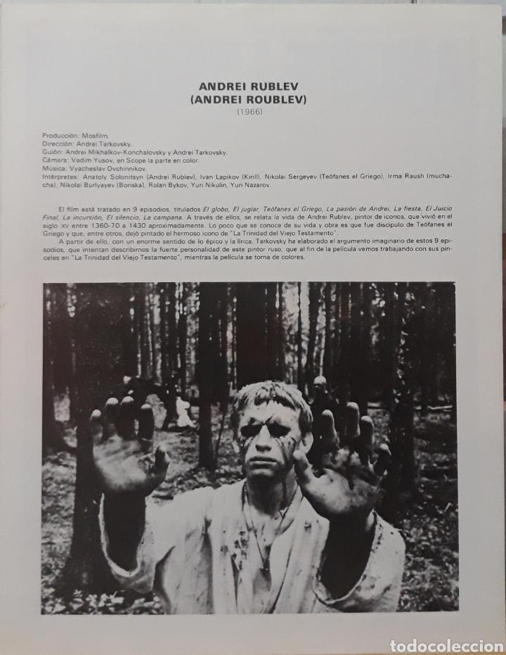 Cine: Lamina cartel de cine Andriej rublow - Foto 2 - 207205050