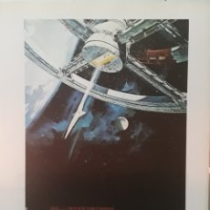 Cine: LAMINA CARTEL DE CINE 2001 UNA ODISEA DEL ESPACIO STANLEY KUBRICK 1967. Lote 207207297