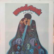 Cinema: LAMINA CARTEL DE CINE WOODSTOCK MICHEL WADLEIGH 1969. Lote 207220452