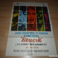 Cine: POSTER. Lote 207870250