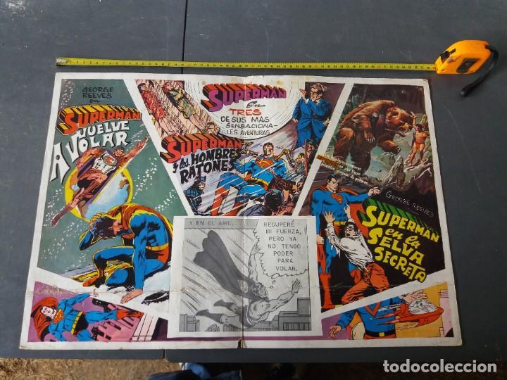 MUY DIFÍCIL LOBBY DE SUPERMAN (Cine - Posters y Carteles - Aventura)