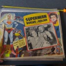 Cine: SUPERMAN VUELVE A VOLAR,LOBBY. Lote 208171345