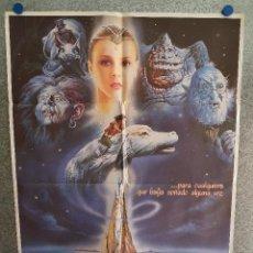Cinema: LA HISTORIA INTERMINABLE. BARRET OLIVER, NOAH HATHAWAY. POSTER ORIGINAL ESTRENO. Lote 208278117