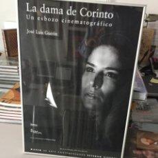 Cine: LA DAMA DE CORINTO, 70X50 CMS. Lote 208284361