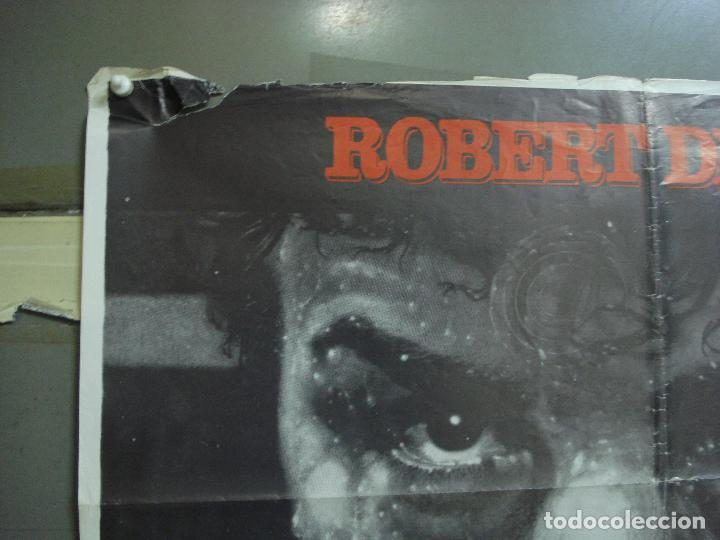 Cine: CDO K552 TORO SALVAJE ROBERT DE NIRO MARTIN SCORSESE BOXEO POSTER ORIGINAL ESTRENO 70X100 - Foto 2 - 208289651