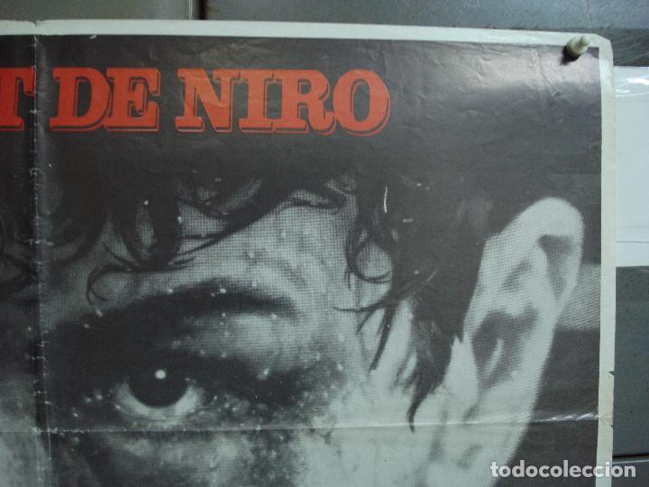 Cine: CDO K552 TORO SALVAJE ROBERT DE NIRO MARTIN SCORSESE BOXEO POSTER ORIGINAL ESTRENO 70X100 - Foto 6 - 208289651