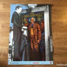 Cine: PÓSTER FESTIVAL DE SITGES DE TERROR 1989. Lote 208356816