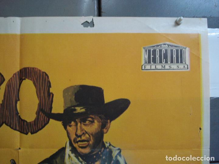 Cine: CDO 3161 WACO HOWARD KEEL JANE RUSSELL LEAF POSTER ORIGINAL ESTRENO 70X100 - Foto 6 - 208391370