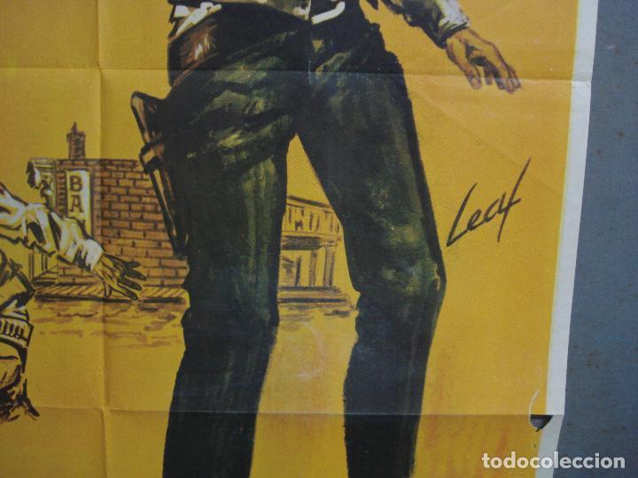 Cine: CDO 3161 WACO HOWARD KEEL JANE RUSSELL LEAF POSTER ORIGINAL ESTRENO 70X100 - Foto 8 - 208391370