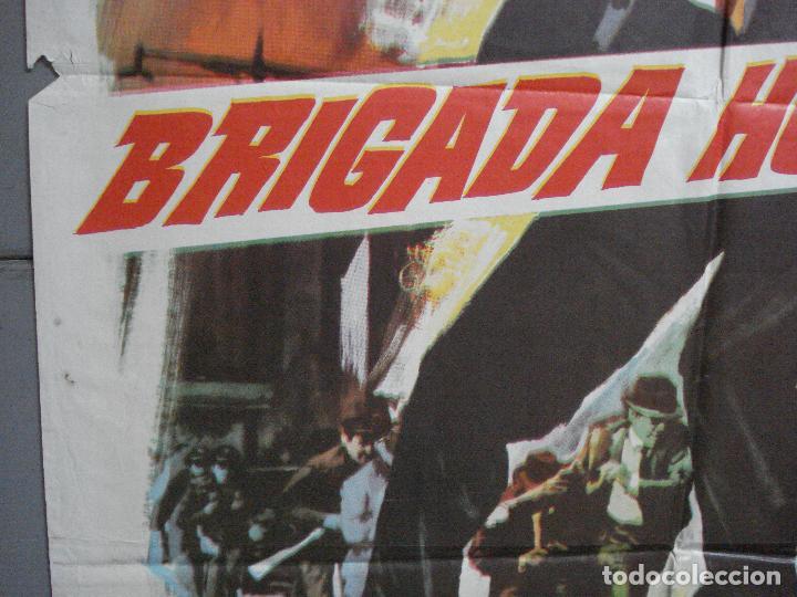 Cine: CDO 3223 BRIGADA HOMICIDA RICHARD WIDMARK HENRY FONDA POSTER ORIGINAL 70X100 ESTRENO - Foto 4 - 208490286