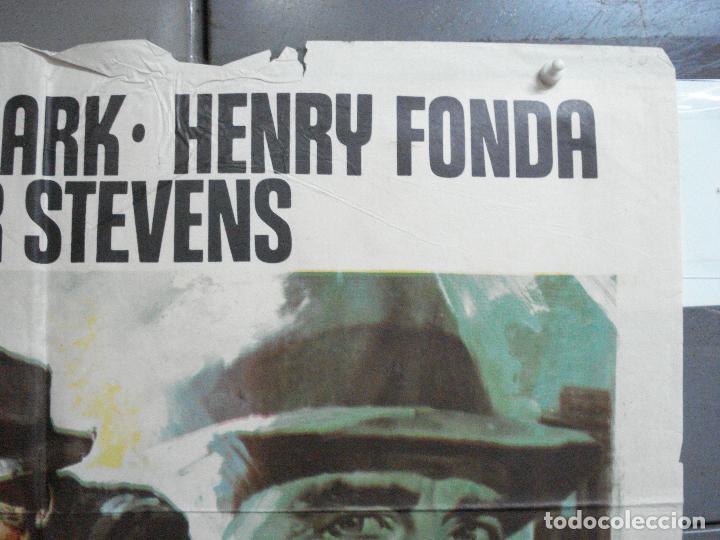 Cine: CDO 3223 BRIGADA HOMICIDA RICHARD WIDMARK HENRY FONDA POSTER ORIGINAL 70X100 ESTRENO - Foto 6 - 208490286