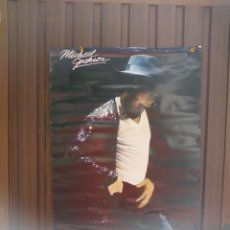 Cine: CARTEL POSTER MICHAEL JACKSON. KING OF POP. 29 AUGUST 1958 - 25 JUNE 2009 . 86 X 60 CM. Lote 208788280