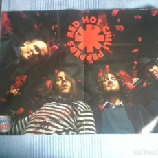 Cine: POSTER DE RED HOT CHILI PEPPERS DE LA REVISTA HEAVY-ROCK . 27CMX 40CM. Lote 208790835