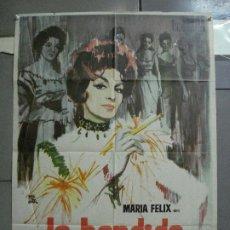 Cinema: CDO 3332 LA BANDIDA MARIA FELIX POSTER ORIGINAL 70X100 ESTRENO. Lote 208864666