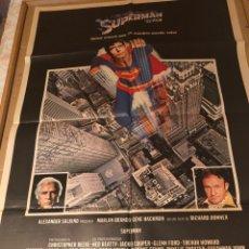 Cinema: CARTEL. SUPERMAN. Lote 208943402