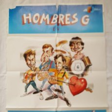 Cine: PÓSTER ORIGINAL SUFRE MAMÓN HOMBRES G. Lote 208944595
