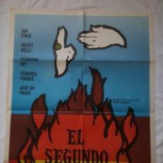 Cine: PÓSTER ORIGINAL EL SEGUNDO PODER. Lote 208946735