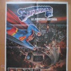 Cinema: CARTEL SUPERMAN 2. Lote 208949395