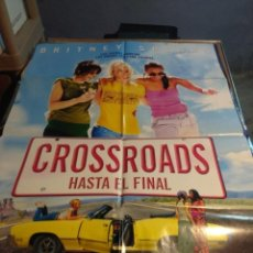 Cine: POSTER CINE : CROSSROADS ( BRITNEY SPEARS ). Lote 209389827