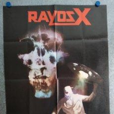 Cinema: RAYOS X. BARBI BENTON, CHARLES LUCIA. POSTER ORIGINAL. Lote 209602201