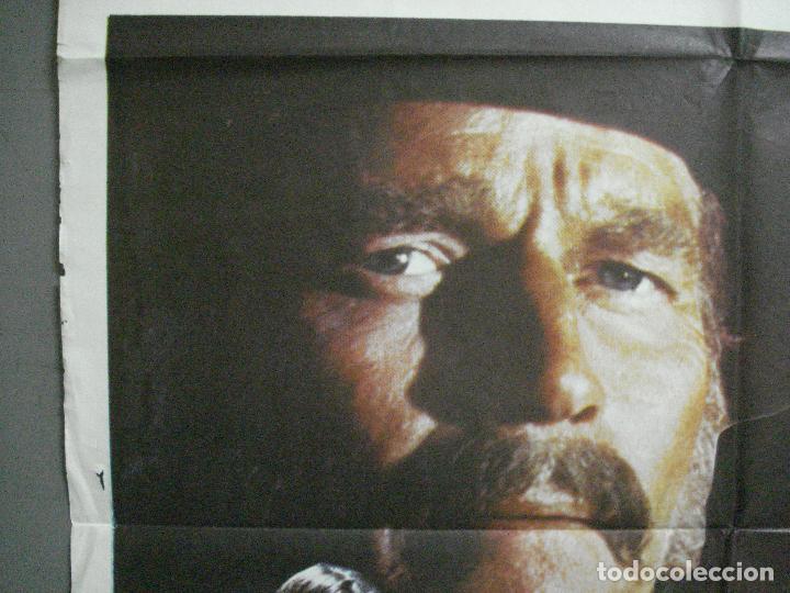 Cine: CDO 3595 LOS ULTIMOS HOMBRES DUROS CHARLTON HESTON JAMES COBURN POSTER ORIGINAL 70X100 ESTRENO - Foto 3 - 210044280