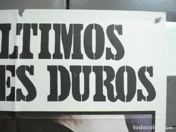 Cine: CDO 3595 LOS ULTIMOS HOMBRES DUROS CHARLTON HESTON JAMES COBURN POSTER ORIGINAL 70X100 ESTRENO - Foto 6 - 210044280