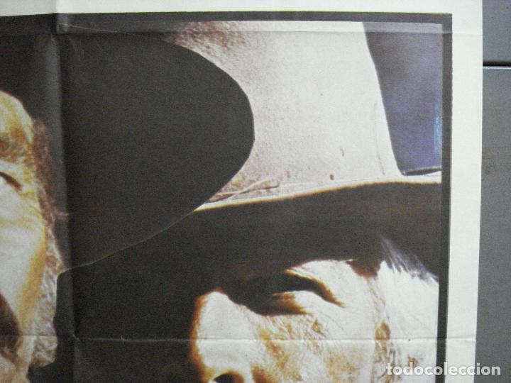Cine: CDO 3595 LOS ULTIMOS HOMBRES DUROS CHARLTON HESTON JAMES COBURN POSTER ORIGINAL 70X100 ESTRENO - Foto 7 - 210044280