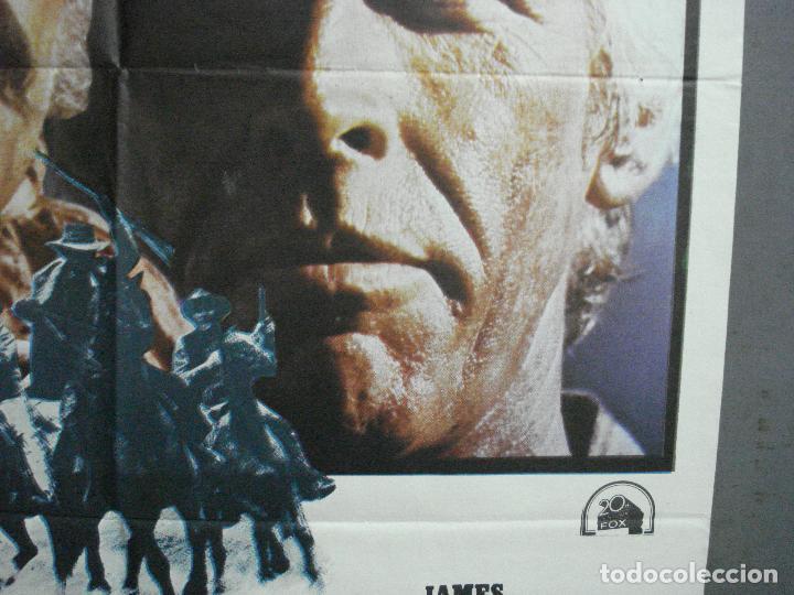 Cine: CDO 3595 LOS ULTIMOS HOMBRES DUROS CHARLTON HESTON JAMES COBURN POSTER ORIGINAL 70X100 ESTRENO - Foto 8 - 210044280