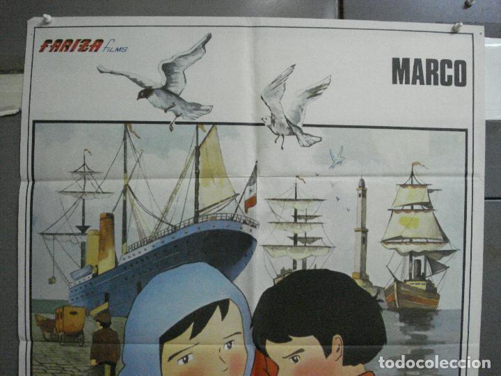 Cine: CDO 3613 NO TE VAYAS MAMA MARCO SERIE TV IR HELENA POSTER ORIGINAL 70X100 ESTRENO - Foto 2 - 210105520