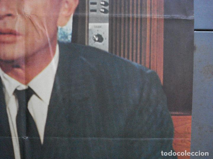 Cine: CDO 3624 LA HUELLA CONDUCE A LONDRES YUL BRYNNER POSTER ORIGINAL 70X100 ESTRENO - Foto 7 - 210108100