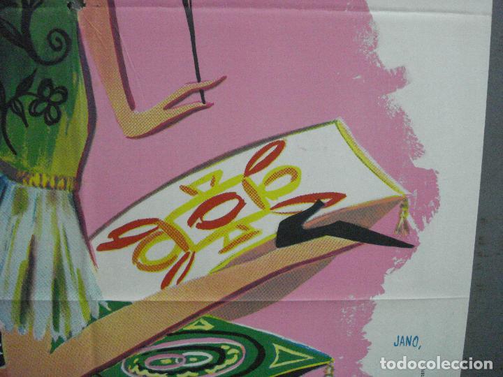 Cine: CDO 3672 MISS CUPLE MARY SANTPERE JANO POSTER ORIGINAL 70X100 ESPAÑOL R-73 - Foto 8 - 210196830