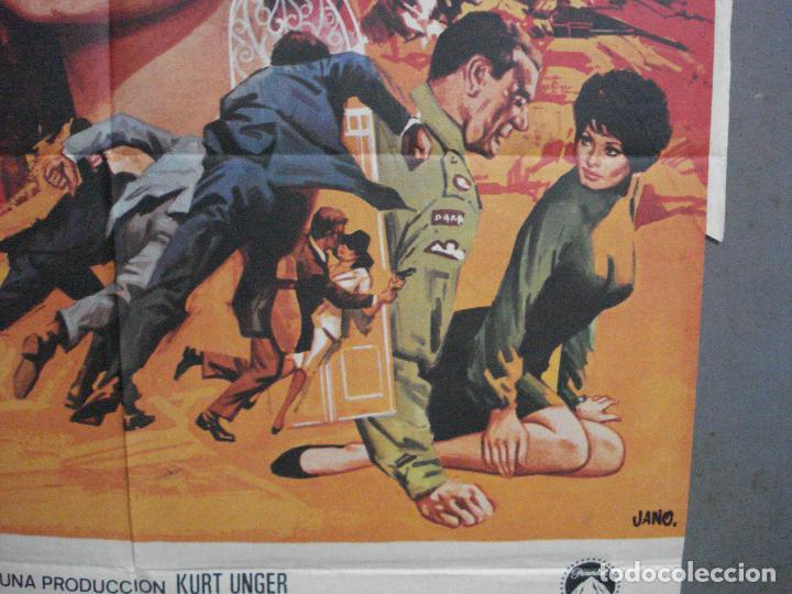 Cine: CDO 3724 JUDITH LA VENUS DE LA IRA SOFIA LOREN POSTER ORIGINAL 70X100 ESTRENO - Foto 8 - 210225208