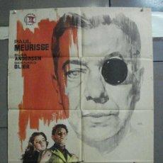 Cinema: CDO 3735 EL MONOCULO NEGRO PAUL MEURISSE JANO POSTER ORIGINAL 70X100 ESTRENO. Lote 210235872