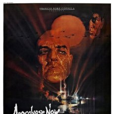 Cinema: APOCALYPSE NOW (POSTER). Lote 210288618