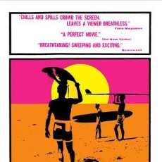 Cine: THE ENDLESS SUMMER (POSTER). Lote 210289093