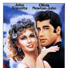 Cine: GREASE (POSTER). Lote 210289108