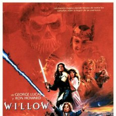 Cine: WILLOW (POSTER). Lote 210289111