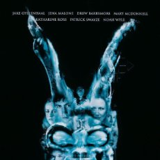 Cine: DONNIE DARKO (POSTER). Lote 210289162